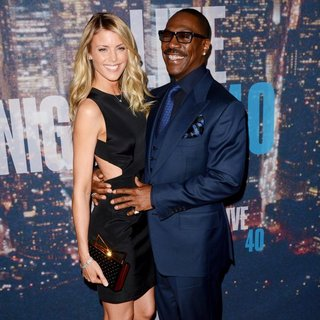 Eddie Murphy - Saturday Night Live 40th Anniversary Special - Red Carpet Arrivals