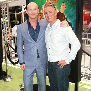 Chris Butler, Sam Fell in World Premiere of ParaNorman