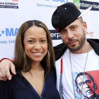 Valiesha Butterfield, DJ Drama in Hip-Hop Summit: Get Your Money Right!
