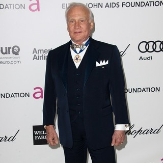 Buzz Aldrin in The 20th Annual Elton John AIDS Foundation's Oscar Viewing Party - Arrivals