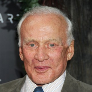 Buzz Aldrin in New York Premiere of After Earth