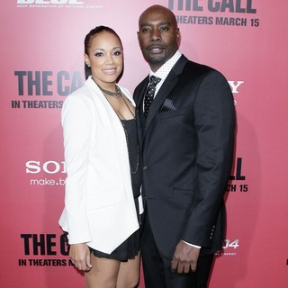 Pam Byse, Morris Chestnut in Los Angeles Premiere of The Call