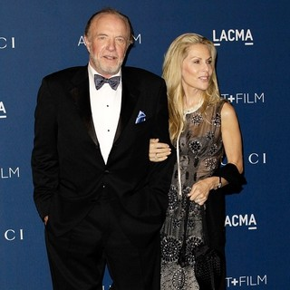 James Caan, Linda Stokes in LACMA 2013 Art and Film Gala Honoring Martin Scorsese and David Hockney Presented by Gucci