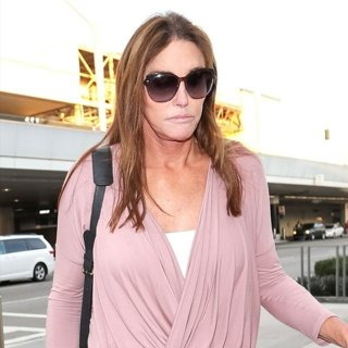 Caitlyn Jenner in Caitlyn Jenner at LAX
