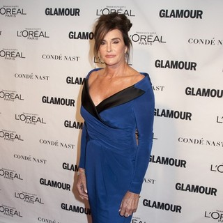 Caitlyn Jenner - Glamour's 25th Anniversary Woman of The Year Awards
