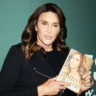 Caitlyn Jenner Promoting Her Book The Secrets of My Life