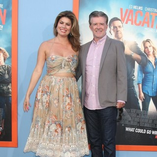 Los Angeles Premiere of Warner Bros. Pictures' Vacation - Red Carpet Arrivals
