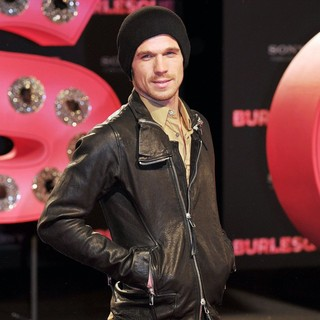 Cam Gigandet in The German Premiere of Burlesque
