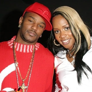 Cam'ron, Remy Ma in Baby Phat as Part of Olympus Fashion Week