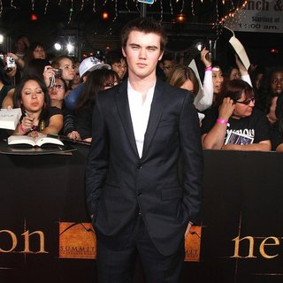 Cameron Bright in The Twilight Saga's Breaking Dawn Part I World Premiere
