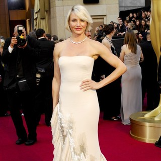 Cameron Diaz in 84th Annual Academy Awards - Arrivals