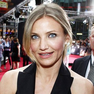 Cameron Diaz in The German Premiere of Bad Teacher