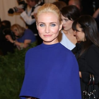 Cameron Diaz in PUNK: Chaos to Couture Costume Institute Gala