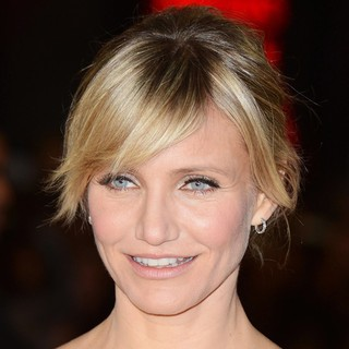 Cameron Diaz in The World Premiere of Gambit