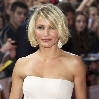 Cameron Diaz in What to Expect When You're Expecting European Premiere - Arrivals