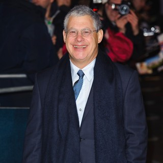 Cameron Mackintosh in Les Miserables World Premiere - Arrivals