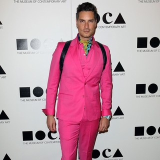 Cameron Silver in 2011 MOCA Gala: An Artist's Life Manifesto - Arrivals
