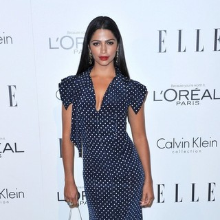 Camila Alves in ELLE's 18th Annual Women in Hollywood Tribute - Red Carpet