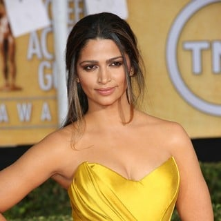 Camila Alves in The 20th Annual Screen Actors Guild Awards - Arrivals