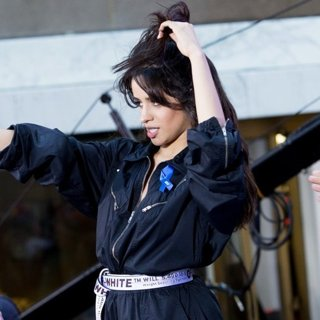 Camila Cabello in Camila Cabello Performing Live on NBC's Today Show