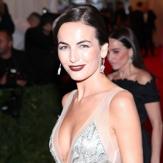 Camilla Belle in Schiaparelli and Prada Impossible Conversations Costume Institute Gala - camilla-belle-costume-institute-gala-2012-02