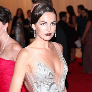 Camilla Belle in Schiaparelli and Prada Impossible Conversations Costume Institute Gala - camilla-belle-costume-institute-gala-2012-03