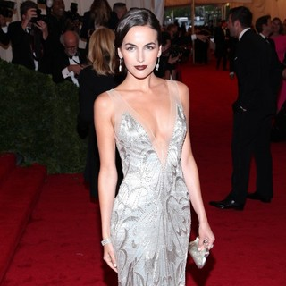 Camilla Belle in Schiaparelli and Prada Impossible Conversations Costume Institute Gala - camilla-belle-costume-institute-gala-2012-04