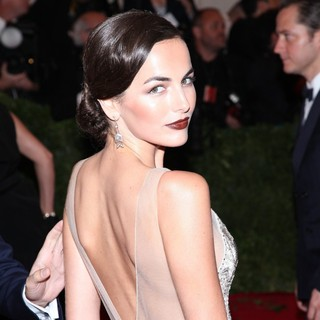 Camilla Belle in Schiaparelli and Prada Impossible Conversations Costume Institute Gala - camilla-belle-costume-institute-gala-2012-05