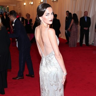Camilla Belle in Schiaparelli and Prada Impossible Conversations Costume Institute Gala - camilla-belle-costume-institute-gala-2012-06