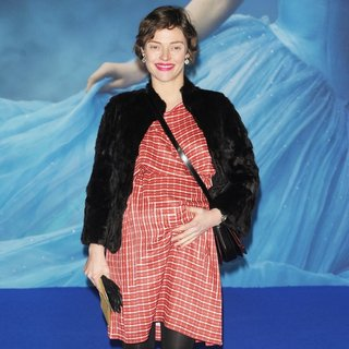 Camilla Rutherford in UK Premiere of Cinderella - Arrivals