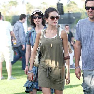 Camilla Belle in The 2010 Coachella Valley Music and Arts Festival - Day 1