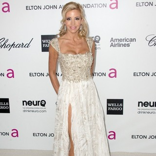 Camille Grammer in The 20th Annual Elton John AIDS Foundation's Oscar Viewing Party - Arrivals