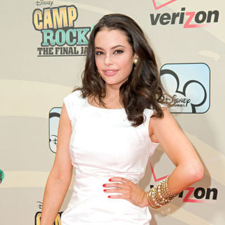 Chloe Bridges in World Premiere of 'Camp Rock 2: The Final Jam' - camp_rock_041_wenn5528777