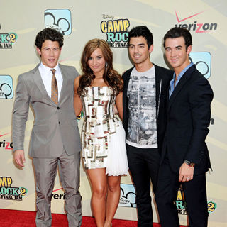 Joe Jonas - World Premiere of 'Camp Rock 2: The Final Jam'