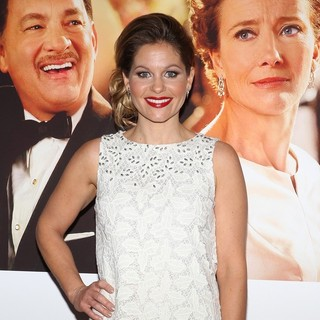 Candace Cameron in Saving Mr. Banks Los Angeles Premiere