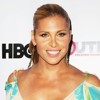 Candis Cayne in 2014 Outfest Opening Night Gala Premiere of Life Partner Arrivals