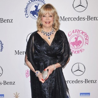 Candy Spelling in 26th Anniversary Carousel of Hope Ball - Presented by Mercedes-Benz - Arrivals