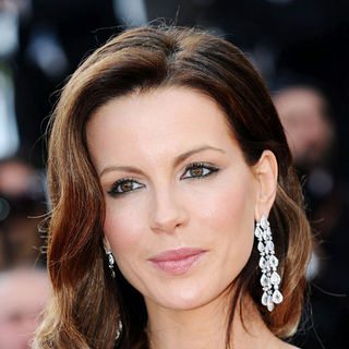 Kate Beckinsale in 2010 Cannes International Film Festival - Day 12 - Palme d'Or Closing Ceremony Red Carpet Arrivals
