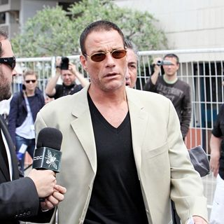 Jean-Claude Van Damme in The 2010 Cannes Film Festival - Day 1