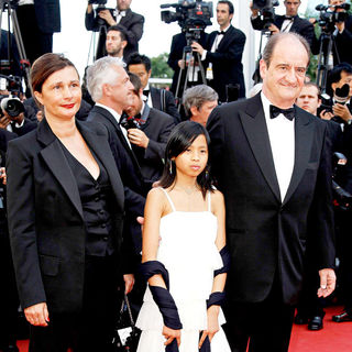 Pierre Lescure in 2010 Cannes International Film Festival - Day 12 - Palme d'Or Closing Ceremony Red Carpet Arrivals
