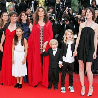 Charlotte Gainsbourg in 2010 Cannes International Film Festival - Day 12 - Palme d'Or Closing Ceremony Red Carpet Arrivals - cannes_closing_08_wenn2859250