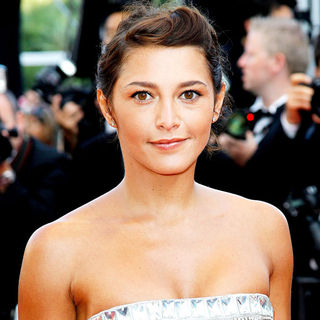 Emma de Caunes in 2010 Cannes International Film Festival - Day 12 - Palme d'Or Closing Ceremony Red Carpet Arrivals