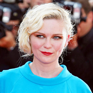 Kirsten Dunst in 2010 Cannes International Film Festival - Day 12 - Palme d'Or Closing Ceremony Red Carpet Arrivals