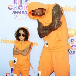 Nick Cannon - Nickelodeon's 2017 Kids' Choice Awards - Arrivals