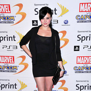 Alessandra Torresani in Comic Con 2010 - Day 1 - Capcom Party - capcom_comicon_5_wenn2934690