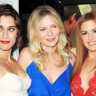 Lizzy Caplan, Kirsten Dunst, Isla Fisher in The Premiere of RADiUS-TWC's Bachelorette