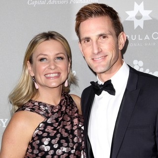 Jessica Capshaw, Christopher Gavigan in 2015 Baby2Baby Gala - Arrivals