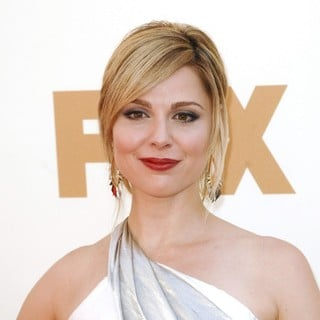 Cara Buono in The 63rd Primetime Emmy Awards - Arrivals