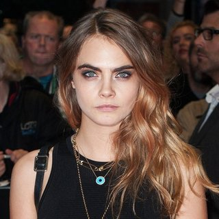 Cara Delevingne in 58th BFI London Film Festival: The Face of An Angel - Official Screening