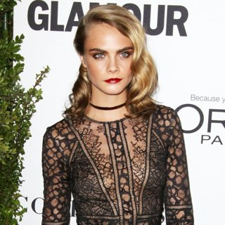 Cara Delevingne in Glamour Celebrates 2016 Women of The Year Awards